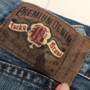 Lucky Brand size 33 jeans